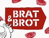 """Brat&Brot""—Bavarian Streetfood chain"