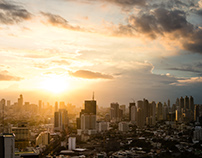 Best months for BANGKOK cityscape photography
