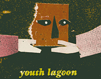 Youth Lagoon European Tour Poster