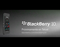 VIDEO-WALL BLACKBERRY