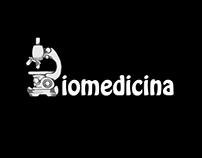 Logo curso de Biomedicina