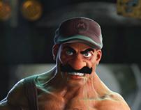 Incredible Mario