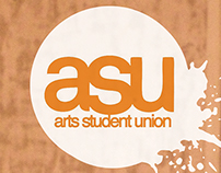 Arts Student Union Election Poster