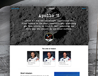 Project Apollo - Website