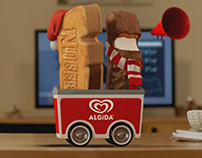 TVC for Algida (Unilever)