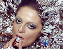 Styling & Makeup for BoBiju Campaign