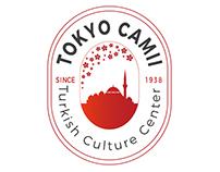 Tokyo Camii Circle Logo Concept