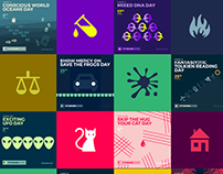 FUTURAMO ICONS CARDS – 365 Days by Futuramo