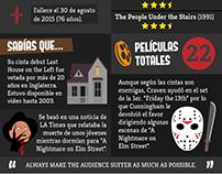 Infografías: Leyendas del Cine v2