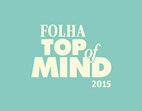 ILUSTRAÇÃO // Top of Mind 2015