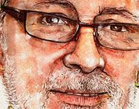 Portrait. Jorge Consuegra