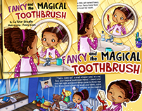 Fancy and the magical Toothbrush