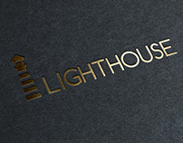 "Corporate identity for ""Lighthouse"""