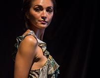 Maria Elena Villamil, Colombiamoda / backstage