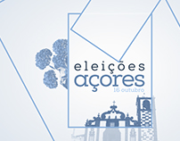 Eleições Açores SIC e SIC Notícias 3D André Pires
