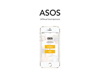 『UI/Visual』ASOS local sponsors