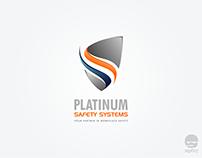 Platinum Safety Systems logo design