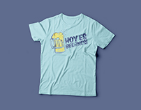 Illustrations: Graphic T-Shirts