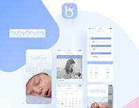 BABY BRAINS- Design app