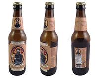 Handsome Phil Craft Beer Branding