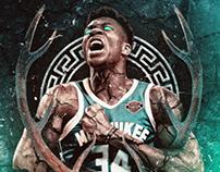 2019 NBA MVP - GIANNISANTETOKOUNMPO