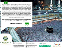 Perform Hajj in Reasonable Rate with Noori Travel