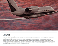 Orion Aircraft sales
