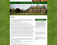 Responsive Website Design, Cricket Lincs