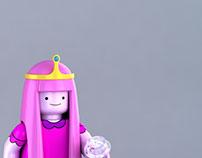 LEGO Princess Bubblegum minifig