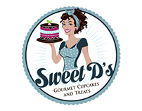 Sweet D's - For sale! www.One-Giraphe.com