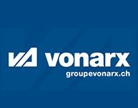 Von Arx, une chaîne de solutions.