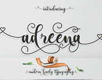 FREE FONT LOVELY