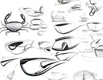 Drone sketch