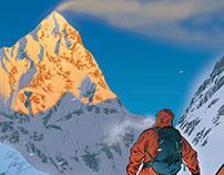 Eurotimes magazine/ Climber