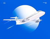 Uzbekistan Airways | Concept design
