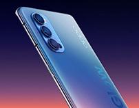 OPPO Reno Glow Smartphone