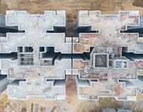Design Cosmos   Violet Apartments Gurugram