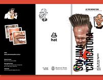 Expo de caricaturas