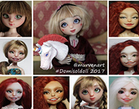 Do-Mi-Sol dolls Part 2