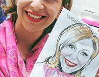 WOJOOH's Live portrait