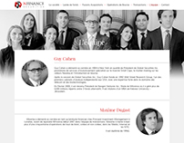 Design site NFinance