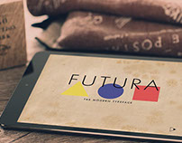 Futura Typeface Publication