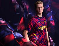 F.C. Barcelona Official Store Camp Nou