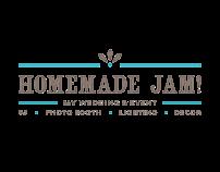 Homemade Jam! | Logo Design