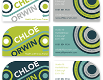 Personal Work: Chloe Orwin Fitness Professional
