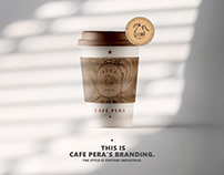 Complete Cafe Brand Identity + 40 Brand Merchandise