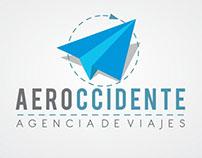 Aeroccidente Identidad Corporativa