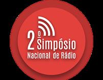 Logo 2° Simpósio Nacional de Rádio