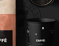 CAFFÈ - Branding