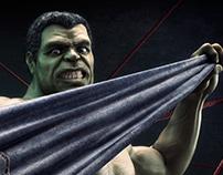 Hulk vs Jeans